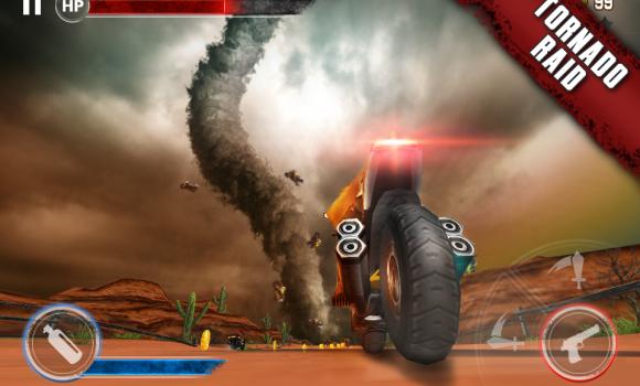 Death Moto 3 Ekran Görüntüleri - 1