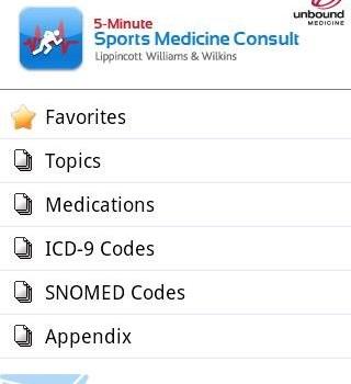 5-Minute Sports Medicine Ekran Görüntüleri - 4