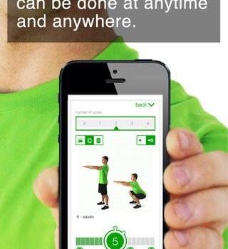 7 Minute Workout Challenge Ekran Görüntüleri - 4