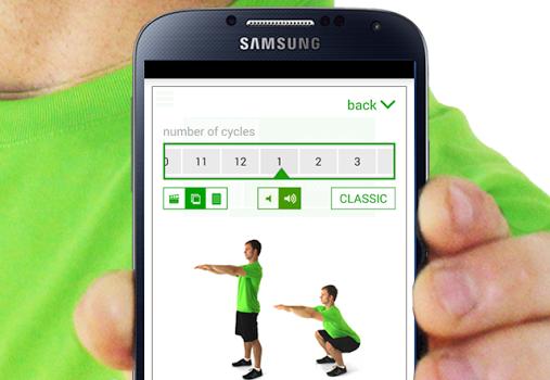 7 Minute Workout Challenge Ekran Görüntüleri - 5