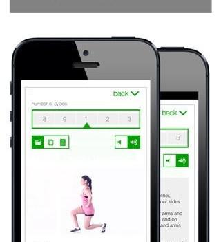 7 Minute Workout Challenge Ekran Görüntüleri - 3