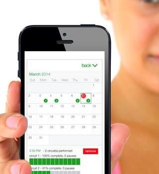 7 Minute Workout Challenge Ekran Görüntüleri - 2