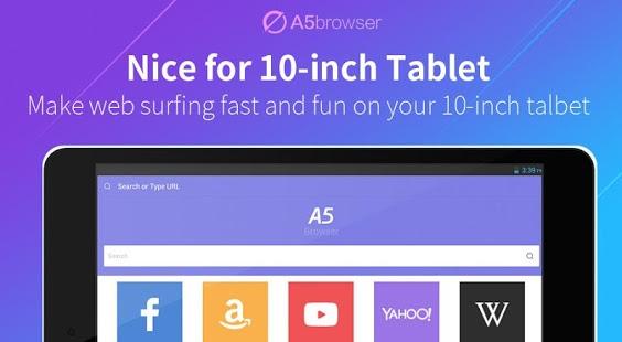 A5 Browser Ekran Görüntüleri - 5