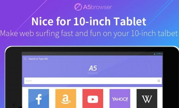A5 Browser Ekran Görüntüleri - 4