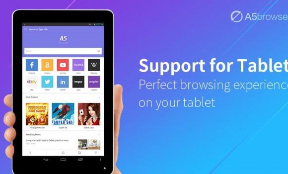 A5 Browser Ekran Görüntüleri - 3