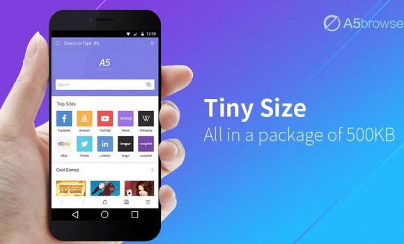 A5 Browser Ekran Görüntüleri - 2