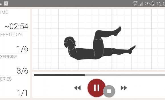 Abs workout Ekran Görüntüleri - 2
