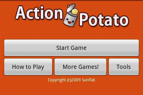 Action Potato Ekran Görüntüleri - 1