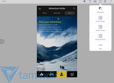 Adobe Comp CC Ekran Görüntüleri - 1