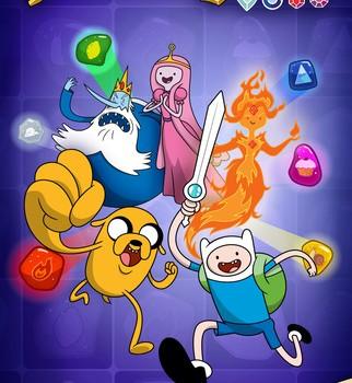 Adventure Time Puzzle Quest Ekran Görüntüleri - 4