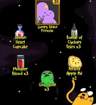 Adventure Time Puzzle Quest Ekran Görüntüleri - 1