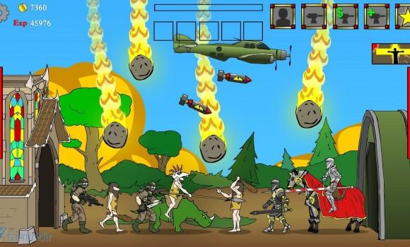 Age of War Ekran Görüntüleri - 2