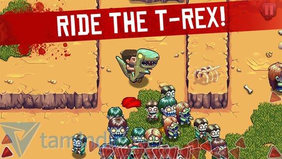 Age of Zombies Ekran Görüntüleri - 3