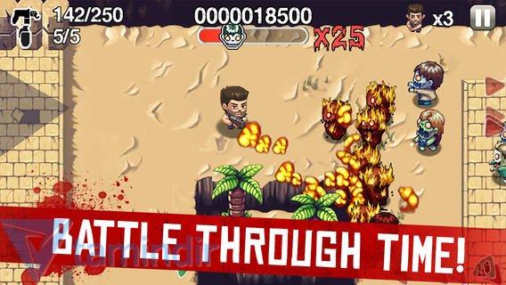 Age of Zombies Ekran Görüntüleri - 1