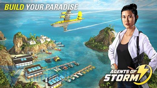 Agents of Storm Ekran Görüntüleri - 4