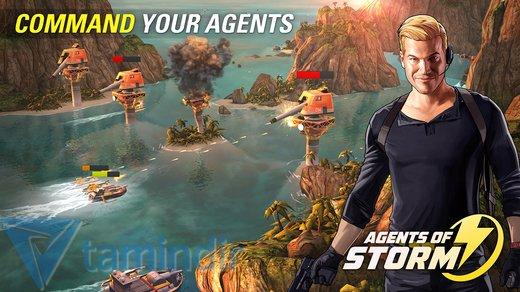 Agents of Storm Ekran Görüntüleri - 3