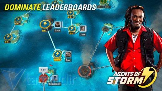 Agents of Storm Ekran Görüntüleri - 2