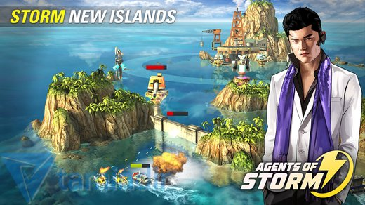 Agents of Storm Ekran Görüntüleri - 1