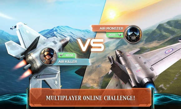 Air Combat: Online Ekran Görüntüleri - 5