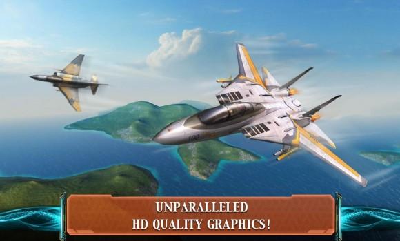 Air Combat: Online Ekran Görüntüleri - 3