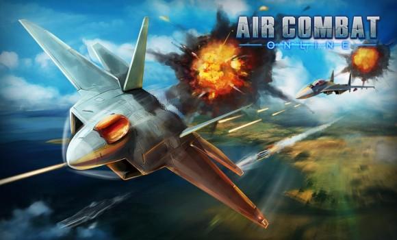 Air Combat: Online Ekran Görüntüleri - 1