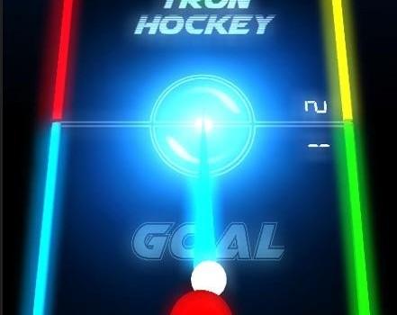 Air Hockey Glow Ekran Görüntüleri - 1