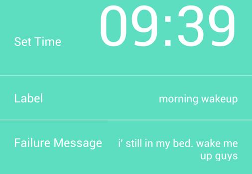AlarmRun Ekran Görüntüleri - 3