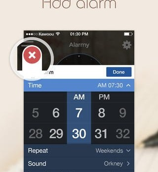 Alarmy Ekran Görüntüleri - 3