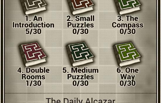 Alcazar Puzzle Ekran Görüntüleri - 1