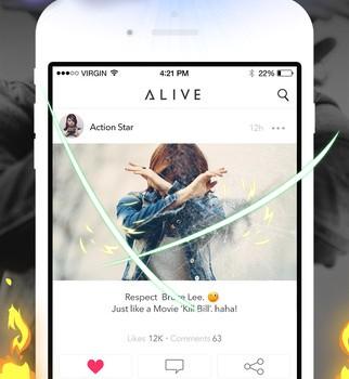 Alive Ekran Görüntüleri - 5