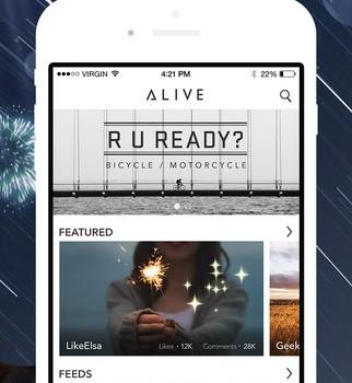 Alive Ekran Görüntüleri - 2