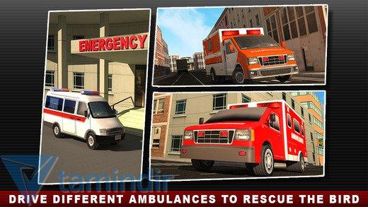 Ambulance Duty Simulator 3D Ekran Görüntüleri - 1