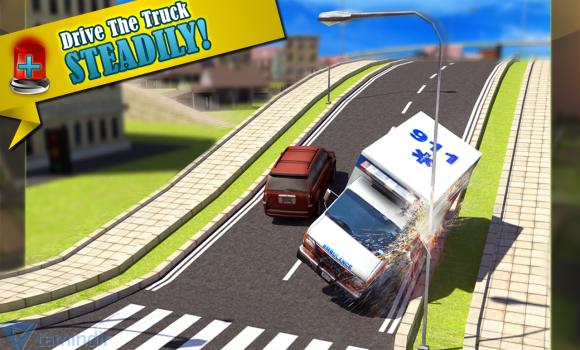Ambulance Rescue Simulator 3D Ekran Görüntüleri - 2