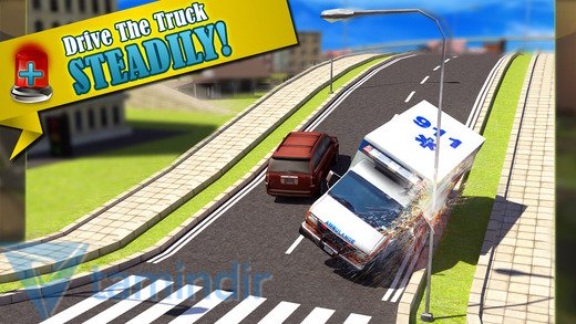 Ambulance Rescue Simulator 3D Ekran Görüntüleri - 1