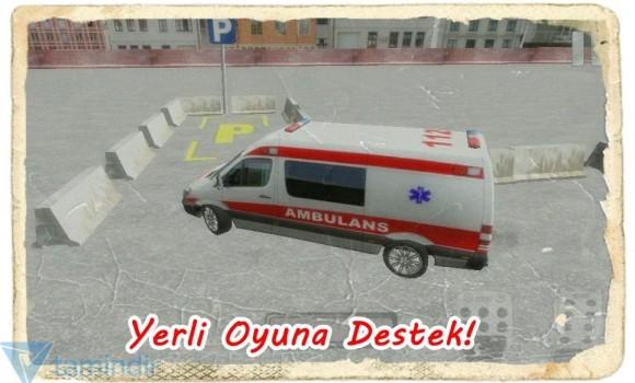 Ambulans Sürme Oyunu 3D Ekran Görüntüleri - 3
