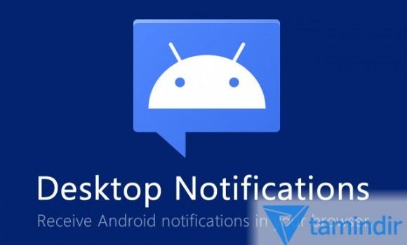 Android Desktop Notifications Ekran Görüntüleri - 3