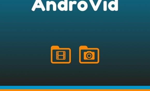 AndroVid Video Editor Ekran Görüntüleri - 4