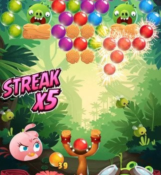 Angry Birds Stella POP! Ekran Görüntüleri - 4