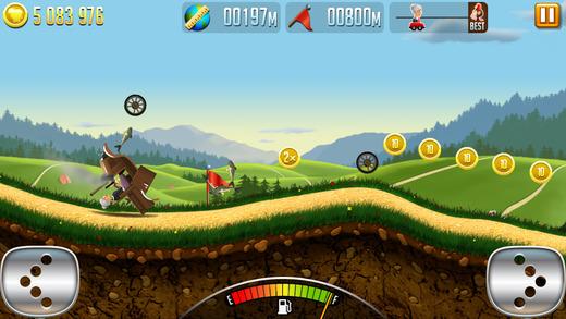 Angry Gran Racing Ekran Görüntüleri - 2