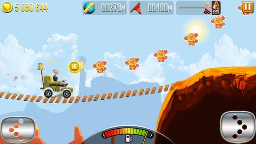Angry Gran Racing Ekran Görüntüleri - 3