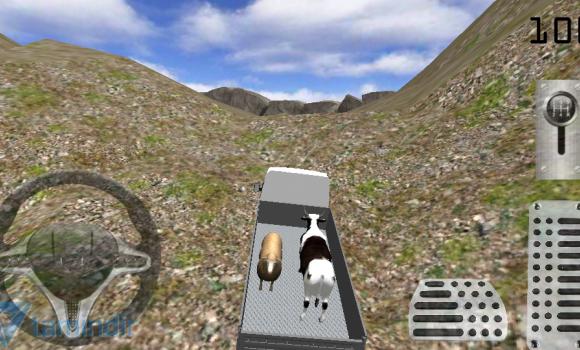 Animal Transport Simulator 3D Ekran Görüntüleri - 1