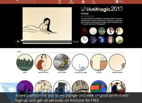 Animation Desk Ekran Görüntüleri - 3