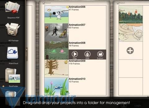 Animation Desk Ekran Görüntüleri - 2