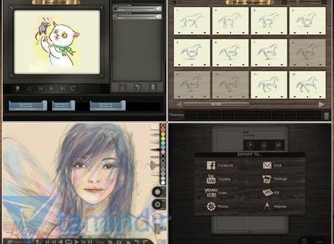 Animation Desk Ekran Görüntüleri - 1