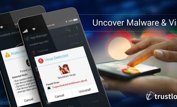 Antivirus & Mobile Security Ekran Görüntüleri - 1