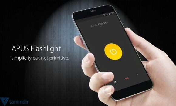 APUS Flashlight Ekran Görüntüleri - 2