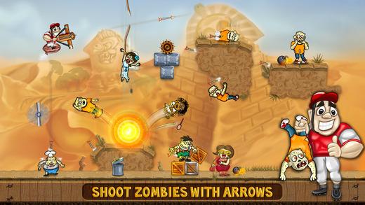 Archery Blitz Ekran Görüntüleri - 5