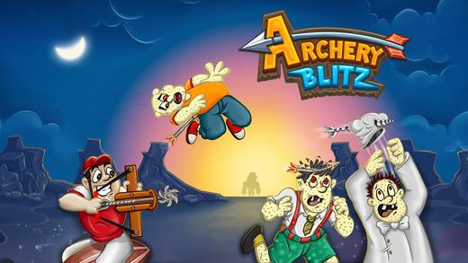 Archery Blitz Ekran Görüntüleri - 1