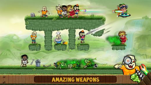 Archery Blitz Ekran Görüntüleri - 2
