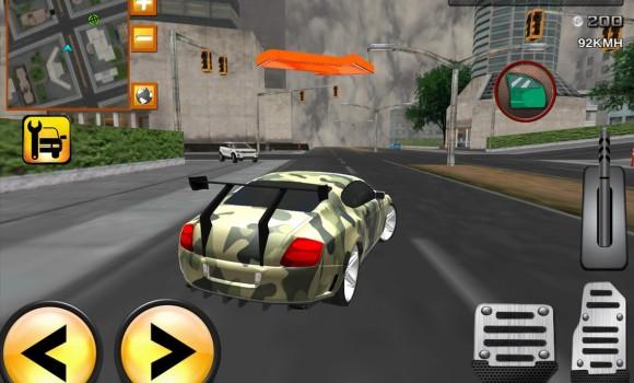 Army Extreme Car Driving 3D Ekran Görüntüleri - 4
